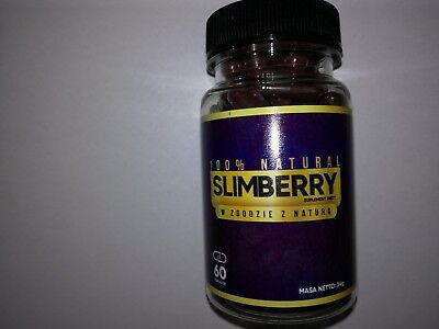 SlimBerry dietary supplement 60 caps.