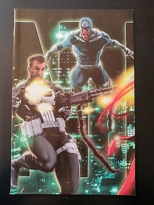 MARVEL KNIGHTS #2c (Connecting Variant) (2019 MARVEL Comics) ~ VF/NM Book