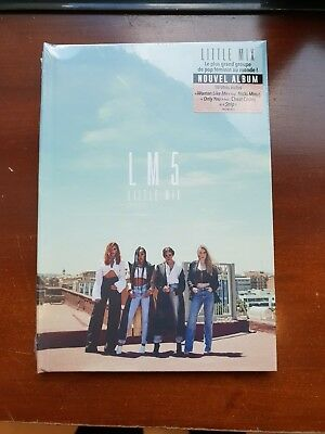 Little Mix - Lm5 (Super Deluxe)   Cd Neuf