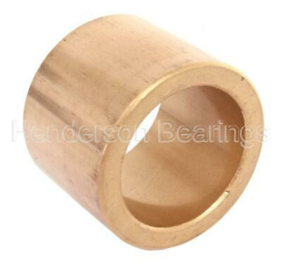 AI040616 Oil Filled Sintered Bronze Bush Inch - 1/4x3/8x1""