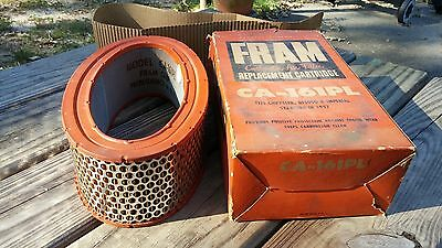 Vintage FRAM CA-161PL Carburetor Air Filter-Desoto, Imperial,Chrysler-Start 1957