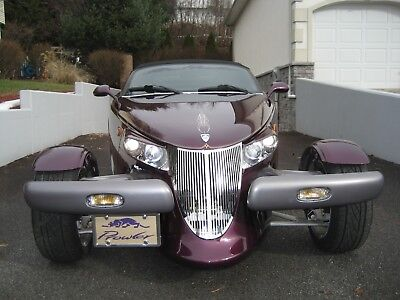 1999 Plymouth Prowler CONVERTIBLE 1999 PLYMOUTH PROWLER SHOW QUALITY