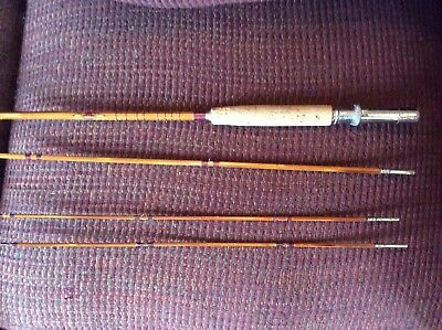Horrocks Ibbotson Beaver Kill Bamboo Fly Rod
