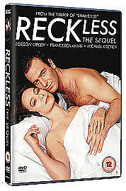 Reckless: The Sequel Dvd Robson Green Brand New & Factory Sealed