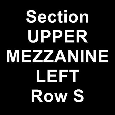 3 Tickets Rock of Ages 2/10/19 5th Avenue Theatre Seattle, WA