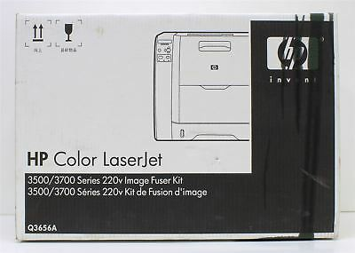 HP Q3656A Image Fuser Kit for HP Colour LaserJet 3500 3700 Series | NEW Other