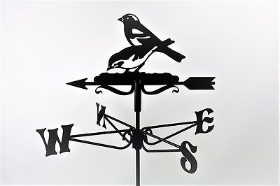 Chaffinches Metal Weathervane