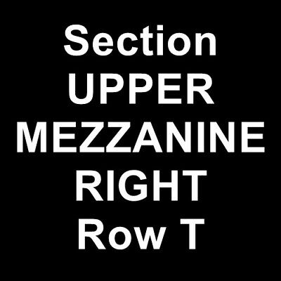 2 Tickets Rock of Ages 2/23/19 5th Avenue Theatre Seattle, WA