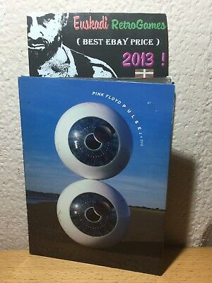 PINK FLOYD IN CONCERT PULSE /// 2 Dvd´s - PAL