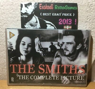 The Smiths : The Complete Picture // DVD - PAL UK