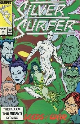 Silver Surfer (Vol. 2) #6 - VF