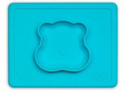 Mini Mat (placemat for toddlers & kids) BEAR bowl