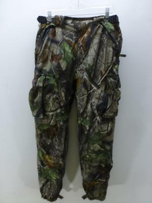 50f23eb9d34ab ScentBlocker Plus Rain Pro Hunter Scentek Realtree camo hunt pants mens  Medium