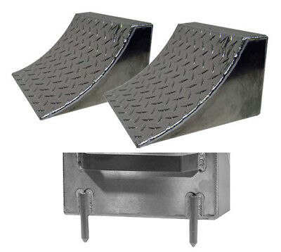 Pit-Pal Products Wheel Chocks  P/N 277