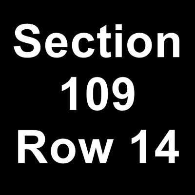 2 Tickets Elton John 3/5/19 Madison Square Garden New York, NY