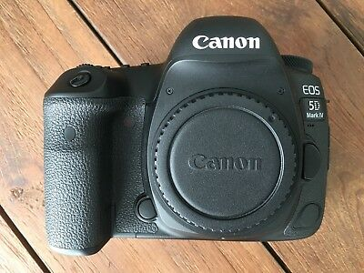Canon EOS 5D Mark IV 30.4MP Digital SLR Camera - With EF 24-70mm F/4 L IS USM