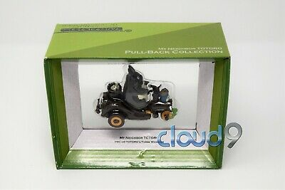 Ghibli Studio My Neighbor Totoro - Totoro's Three Wheeler Figure
