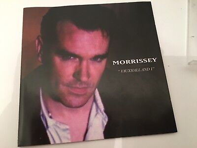 Morrissey - Vauxhall & I Argentina CD The Smiths