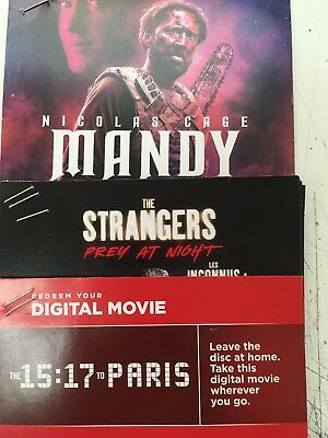 3 Pack Canadian Digital Codes Only