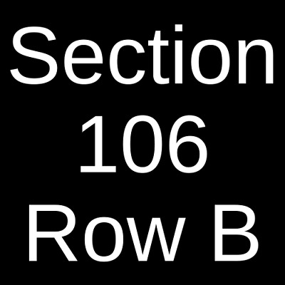2 Tickets Chicago - The Band 4/11/19 Verona, NY