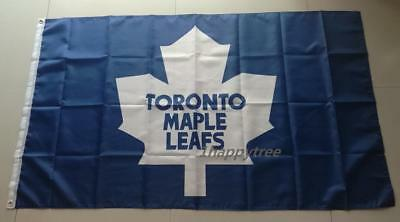 NHL Toronto Maple Leafs Flag Banner 003 New 3x5FT Polyester Free Shipping