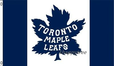 NHL Toronto Maple Leafs Flag Banner 002 New 3x5FT Polyester Free Shipping