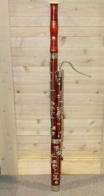 Schreiber & Sohne - Made In Germany - Maple - Bassoon w/ Case