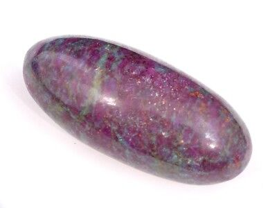 BUTW Ruby In Kyanite Lingam Lapidary 2112P