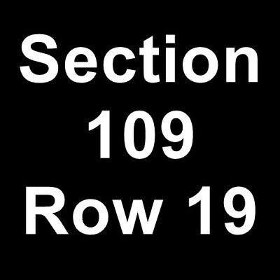 2 Tickets Elton John 3/6/19 Madison Square Garden New York, NY