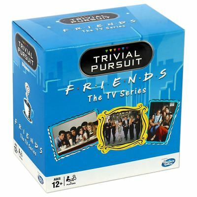 Friends Trivial Pursuit Game
