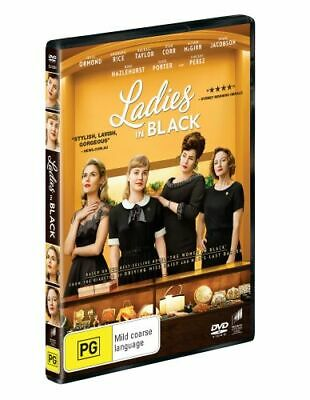 NEW Ladies in Black DVD Free Shipping