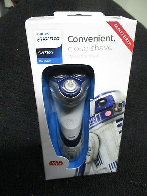 Philips Norelco Special Edition Star Wars R2-D2 Dry Electric Shaver, SW3700