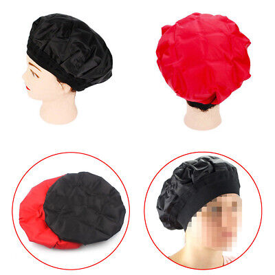 Hair Mask Gel Treatment Thermal Heat Heating Cap Cool Therapy Hat Styling Tool