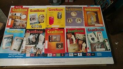 gameroom magazine collection