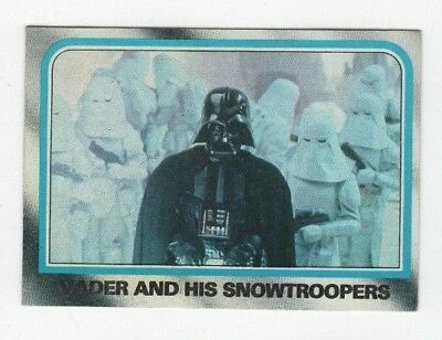 1980 Topps The Empire Strikes Back Series 2, 10 Card Lot In Very Good Condition