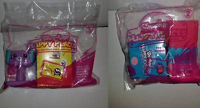 36 New McDonald's Happy Meal Toys Lot Hello Kitty Mario Peanuts Snoopy Shopkins