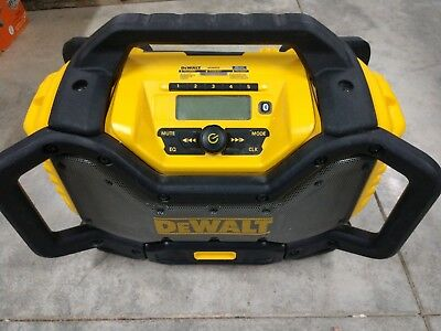 DEWALT Bluetooth Radio & Charger Recon Model# DCR025R