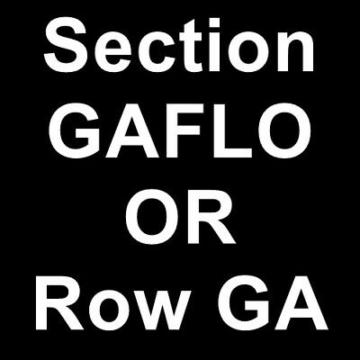 4 Tickets Jacquees 1/25/19 The Novo Los Angeles, CA
