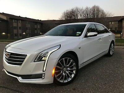 2016 Cadillac CT6 3.6L Premium Luxury AWD 2016 Cadillac CT6 Premium Luxury AWD