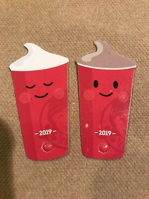 Wendys 2019 Frosty Key Tag Free One Jr. Frosty Per Transaction With Purchase!!