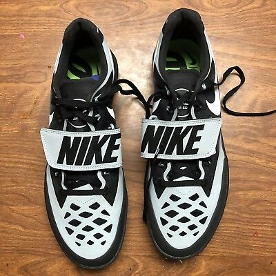 eb9e828c0265 NIKE ZOOM SD 4 Track Field Rotational Throwing Shoes Discus Shot Put ...