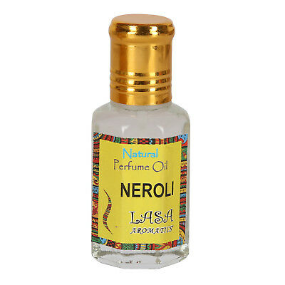 Lasa Neroli Fragrance Aroma Essential Oils 100% Pure And Natural Oil 10 Ml Health & Beauty Aromatherapy