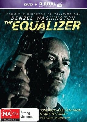 The Equalizer (2014) = NEW DVD R4