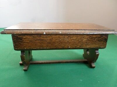 """Vintage Musical Jewellery Box Tallent of Old Bond Street """"Dining Table"""""""