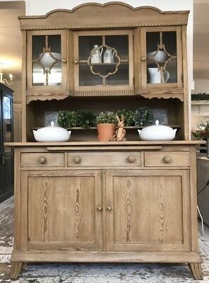 Antique Pine Glazed Top Dresser -  Home From Home Store