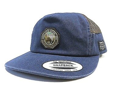 NWT Hurley x Pendleton National Park Collection GRAND CANYON Adult Snap back Hat