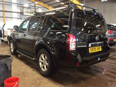 09 Nissan Pathfinder 2.5 Dci Aventura Auto - Leather, Nav, Climate, Lovely Car!