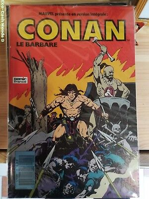 Bd Conan Le Barbare N°3 Marvel Semic France
