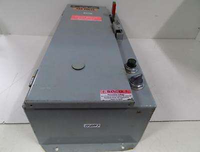 Ge Type 12 Enclosure Combination Motor Controller