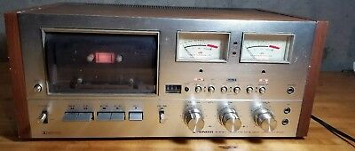 Vintage Pioneer Stereo Cassette Tape Deck Model CT-F9191